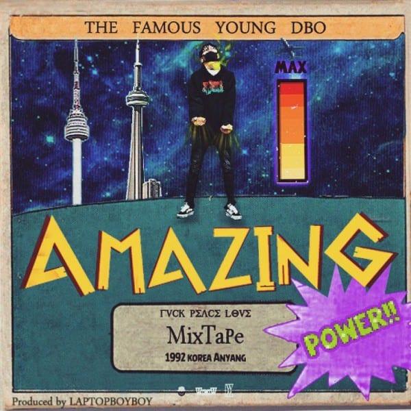 Dbo - Amazing Power mixtape cover