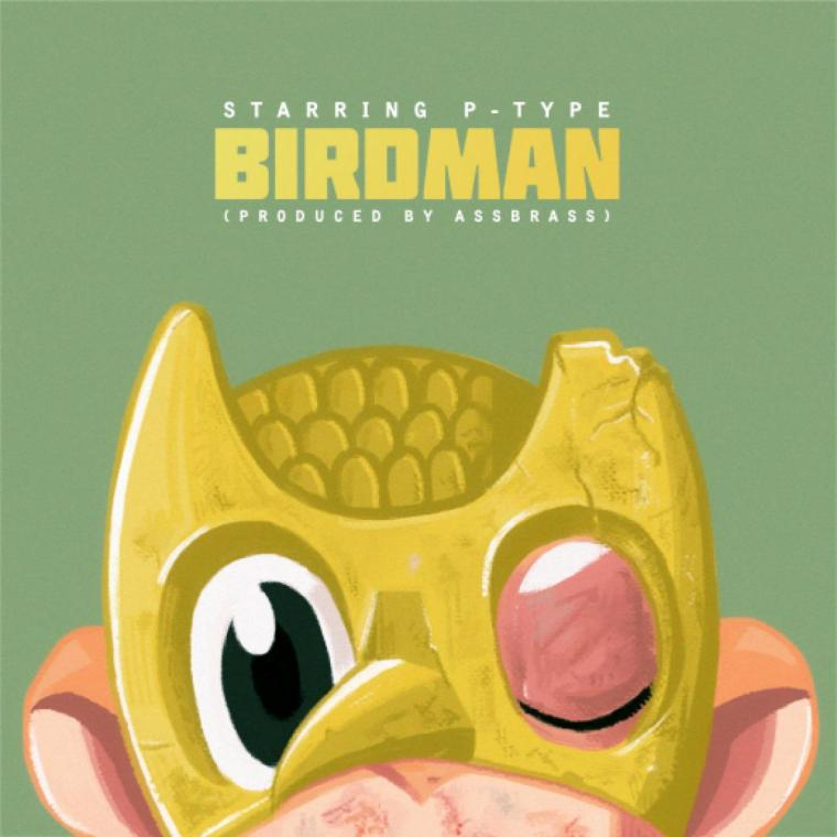 P-Type - 버드맨 (Birdman) cover