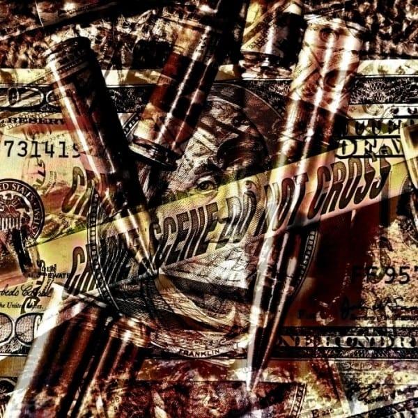 TKO - Crime Scene (cover)