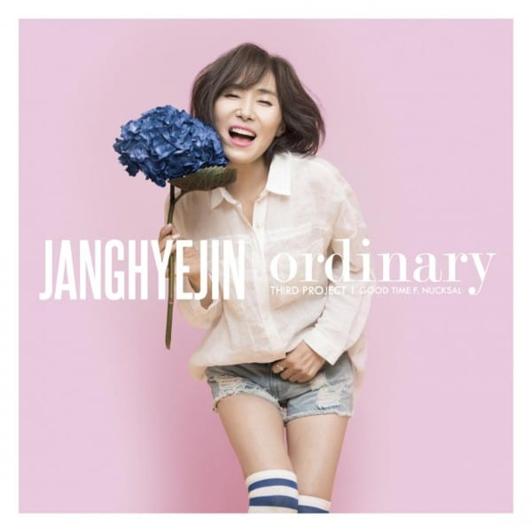 Jang Hyejin - Good Time (Feat. Nucksal) cover