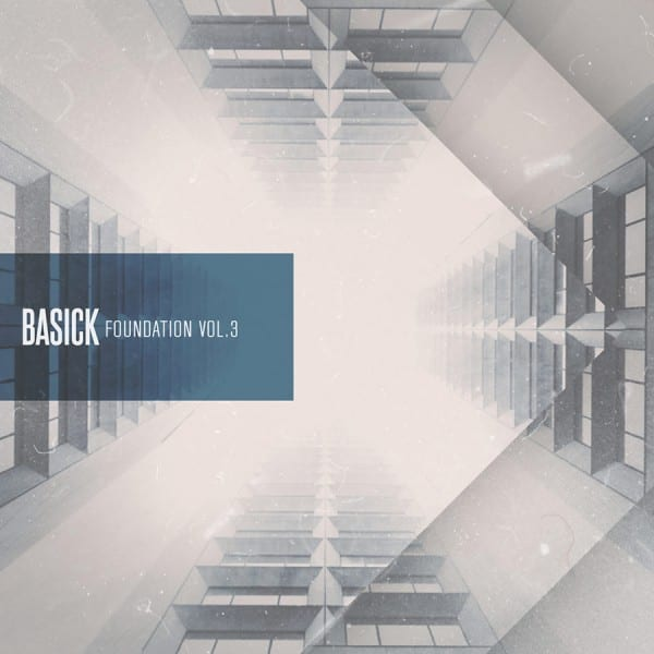 Basick - Foundation Vol. 3 (cover)