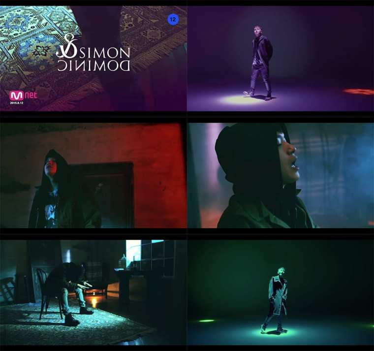 Simon Dominic - Simon Dominic MV screenshots