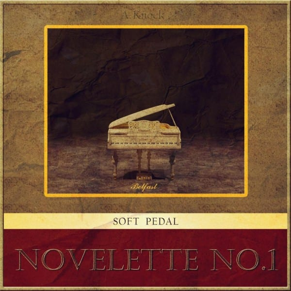 DooKID & Poy - Novelette No.1 (Soft Pedal) cover
