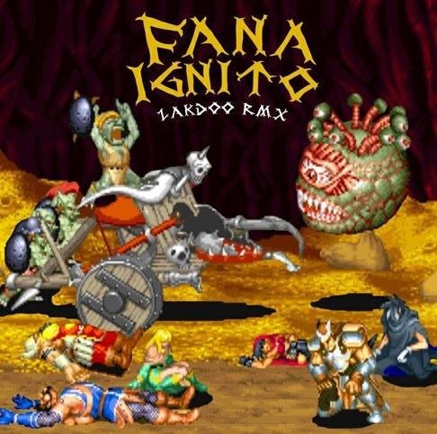 Fana, Ignito - Jakdoo Remix (cover)