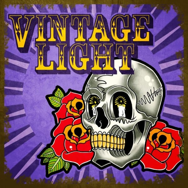 Ragun - Vintage Light (cover)