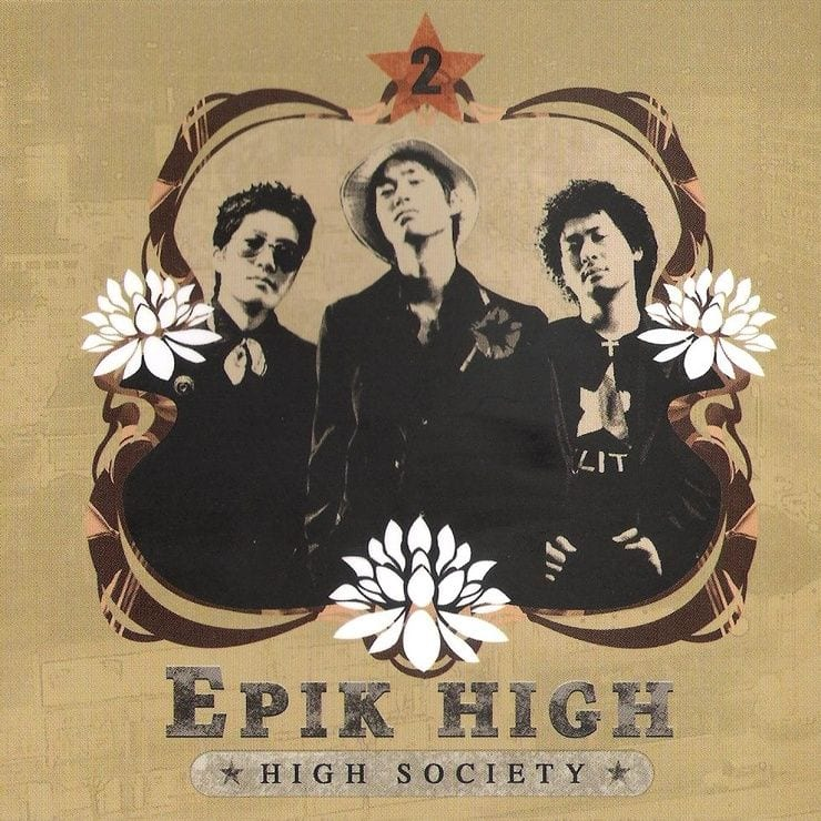 Epik High - High Society (cover)
