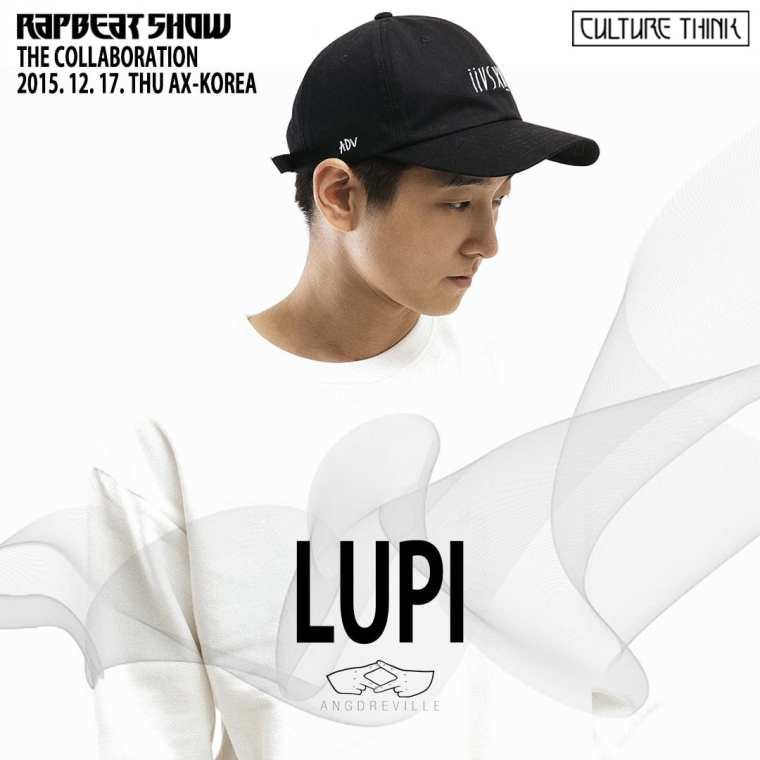 Lupi for Rapbeat Show The Collaboration