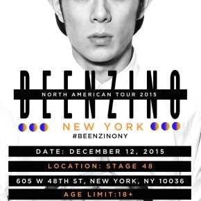 Beenzino - North American Tour 2015 New York