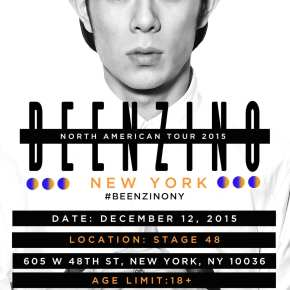 Beenzino - North American Tour 2015 New York