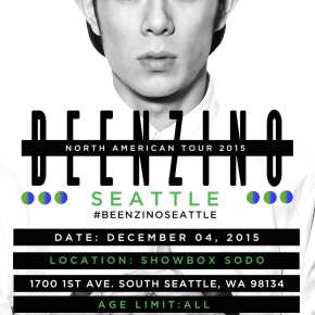 Beenzino - North American Tour 2015 Seattle