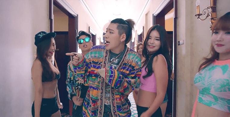 Zico - Boys and Girls MV screenshot