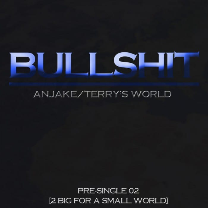 Anjake, Terry's World - Bullshit (cover)