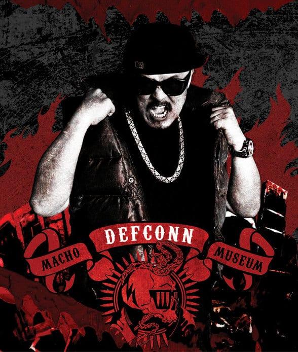 Defconn - Macho Museum (cover)
