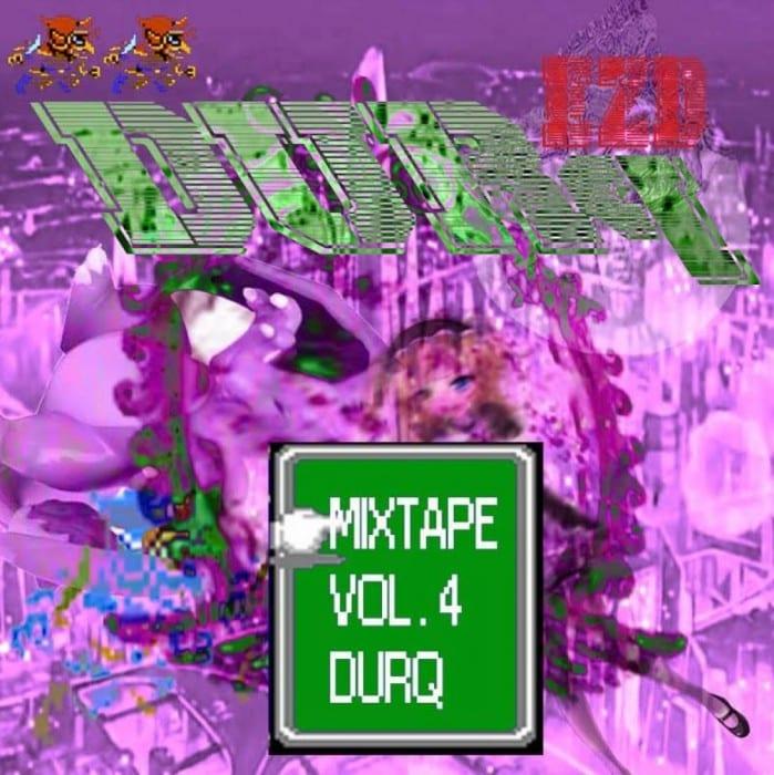 EZD - DURq (덕) Mixtape Vol. 4 cover