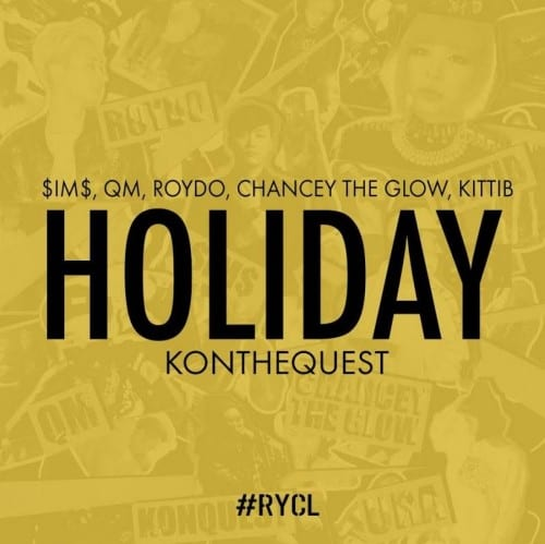 Royal Class - Holiday (cover)