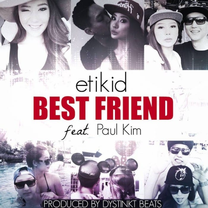 etikid - Best Friend (Feat. Paul Kim) cover