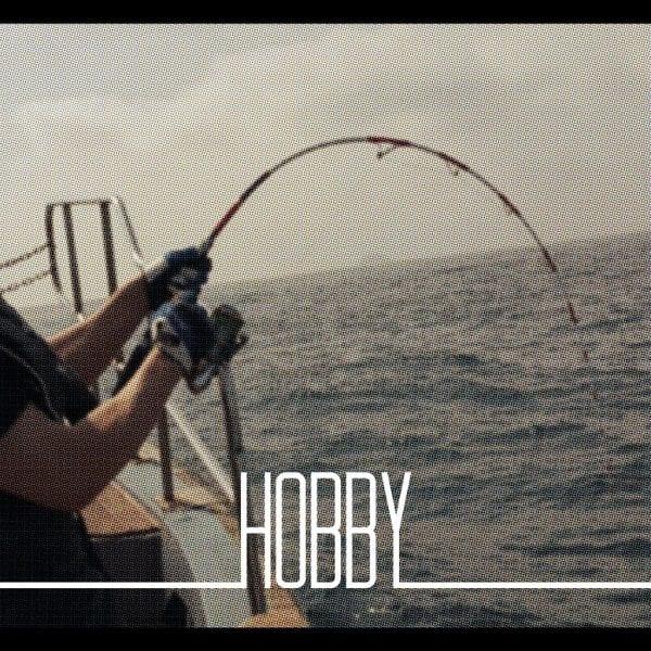 HOBBY - HOBBY (album cover)