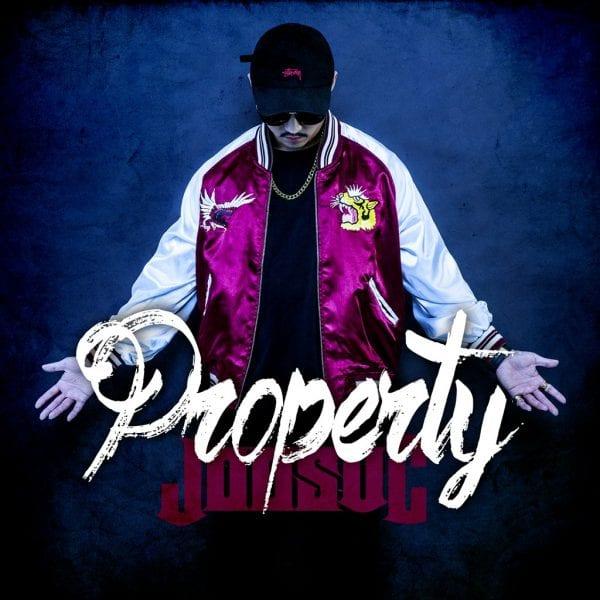 Joosuc - Property (album cover)