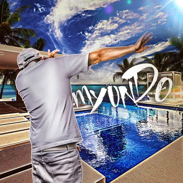 myunDo - 야망의 냄새 (album cover)