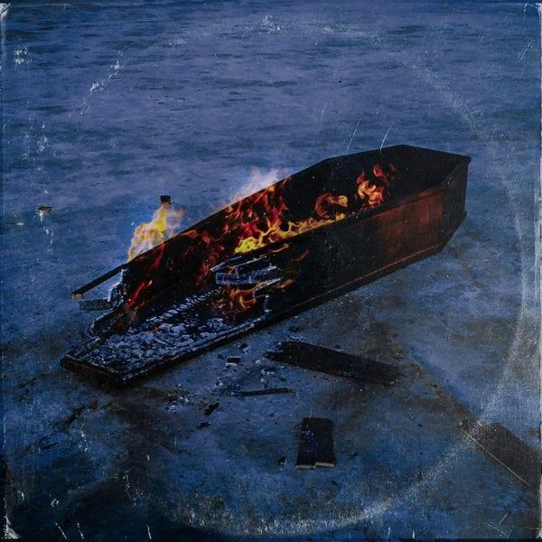 RIMI - 관을 걸어나오며 (album cover)