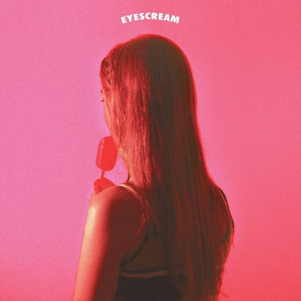 Hanhae - Eyescream (album cover)