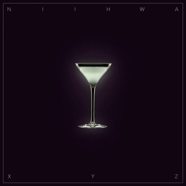 NiiHWA - XYZ (album cover)