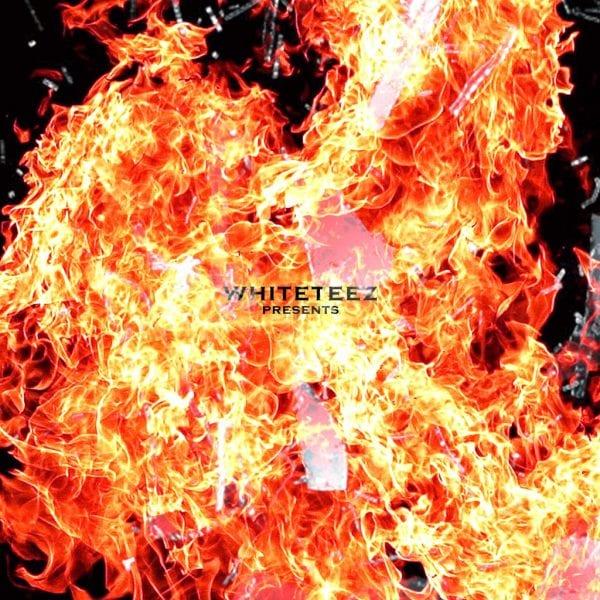 Whiteteez - 수컷 (album cover)