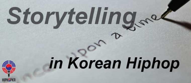 Storytelling in Korean Hiphop (banner)