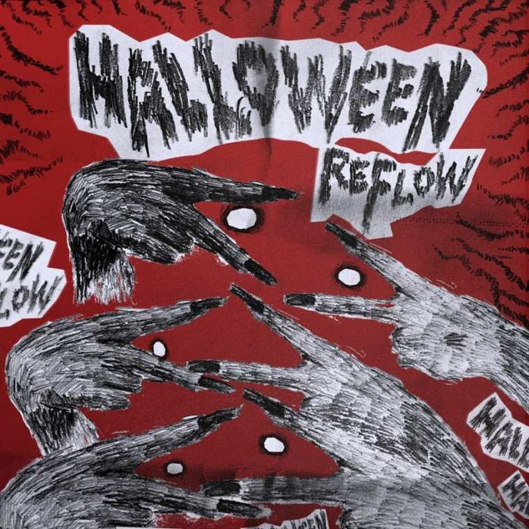 Reflow - Halloween (album cover)