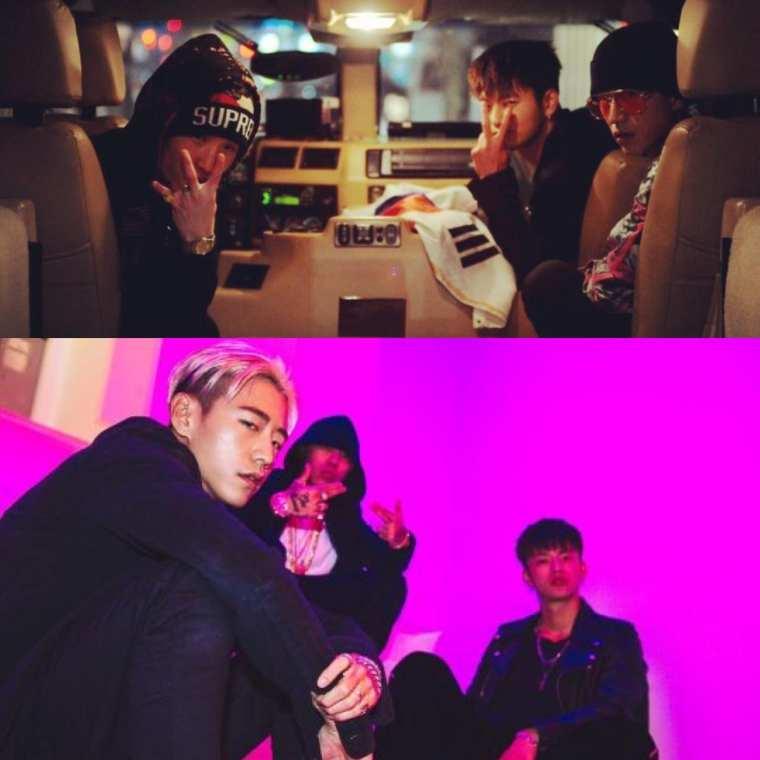 Double K, Dok2, Seo In Guk
