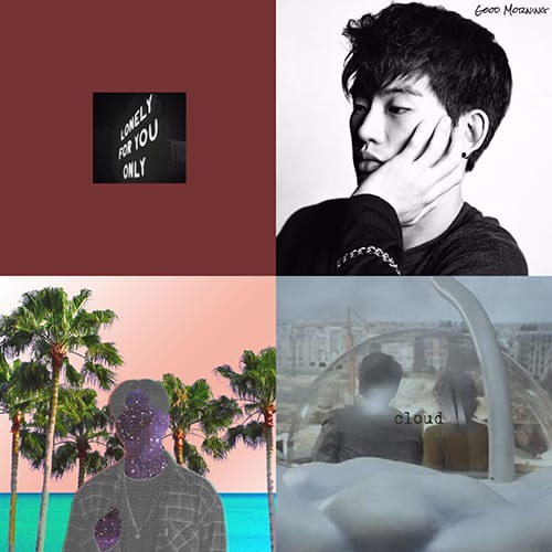 R&B track covers