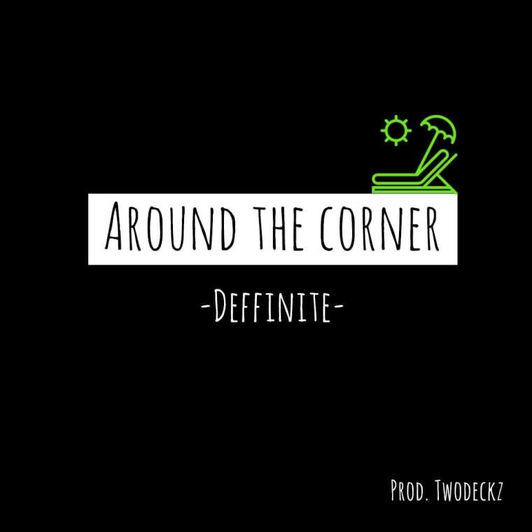 Deffinite - Around the Corner (album cover)
