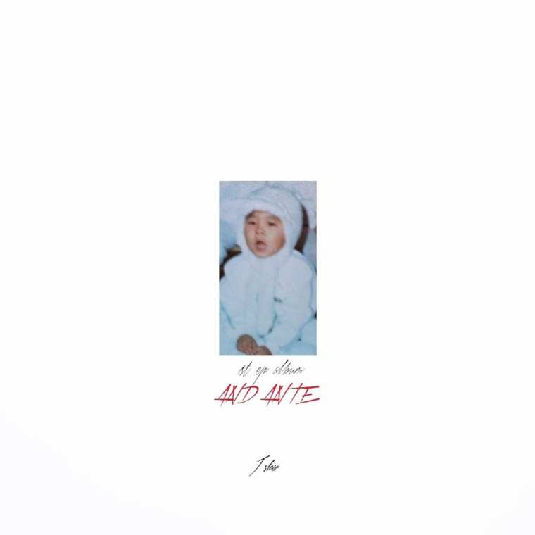 J.slow - Andante (album cover)