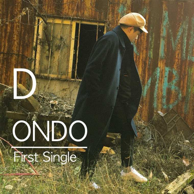 ONDO - D (album cover)