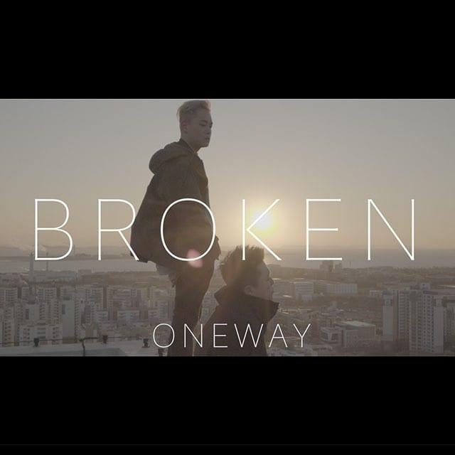 Oneway - BROKEN (album cover)