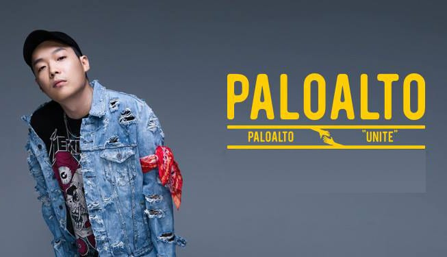Paloalto United Tour poster