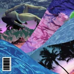 Young Aqua - ₩on the full TAPE (album cover)
