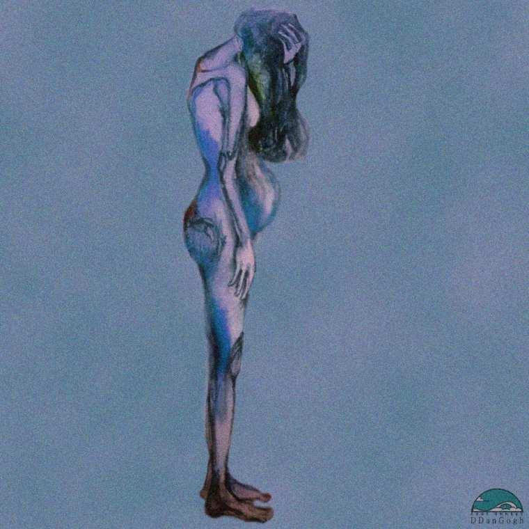 CaKnow - 거꾸로 탄 우산 (album cover)