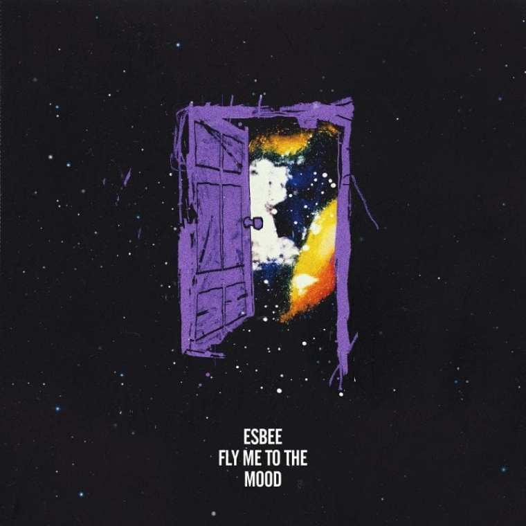 ESBEE - Fly Me to the Mood (album cover)