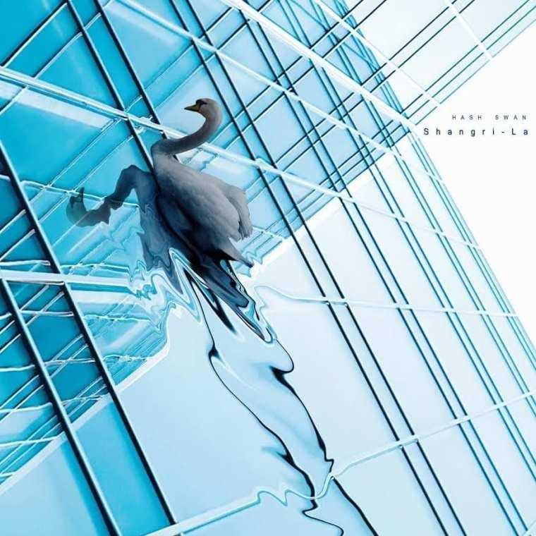 Hash Swan - Shangri-La (album cover)