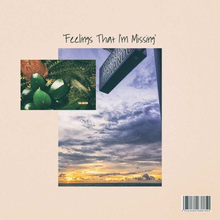 Jinbo - Feelings That I'm Missing (album cover)