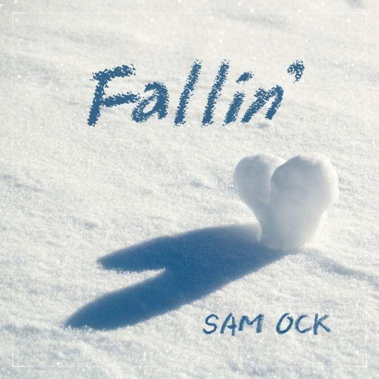 Sam Ock - Fallin' (album cover)