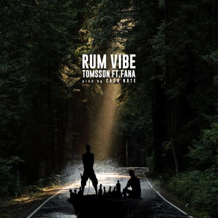 Tomsson - RUM VIBE (album cover)