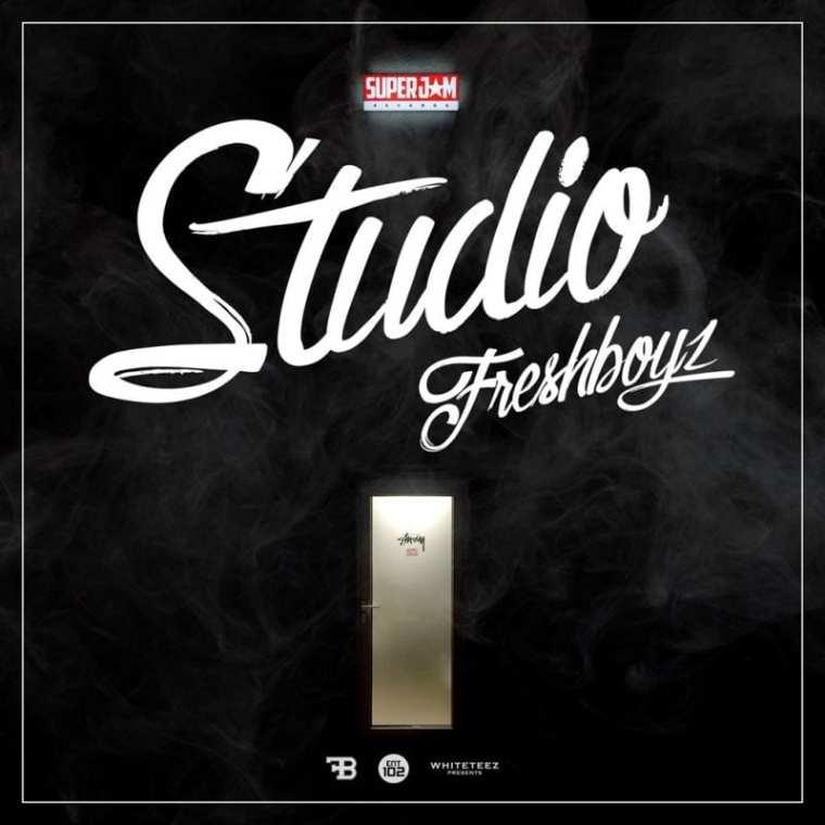 Fresh Boyz - STUDIO (album cover)