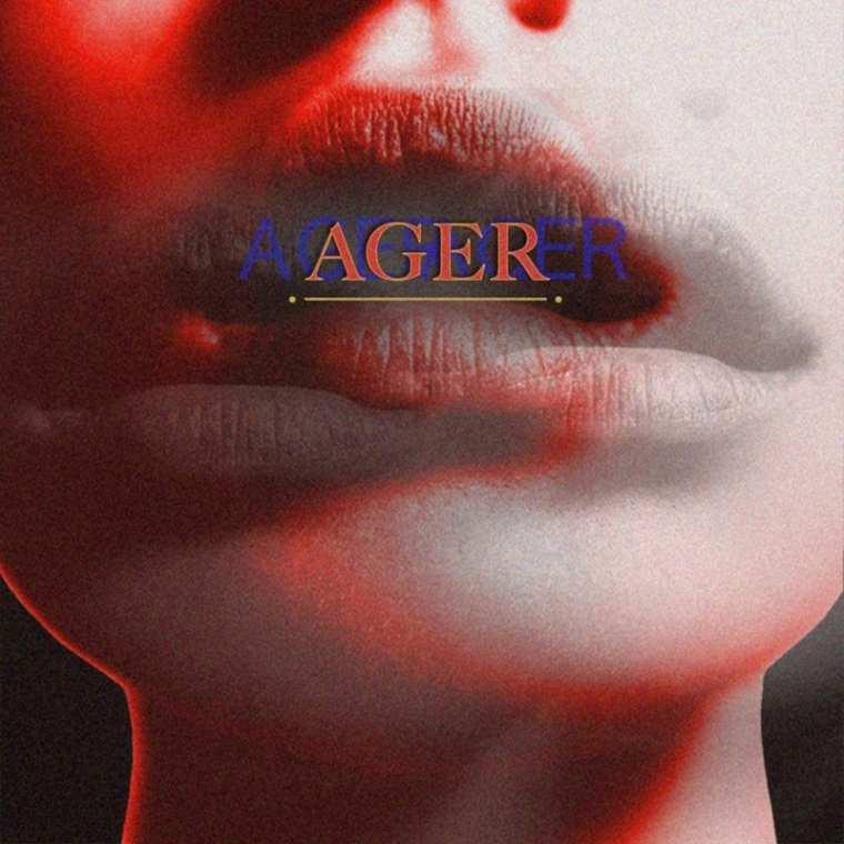AGER - Gossip (album cover)