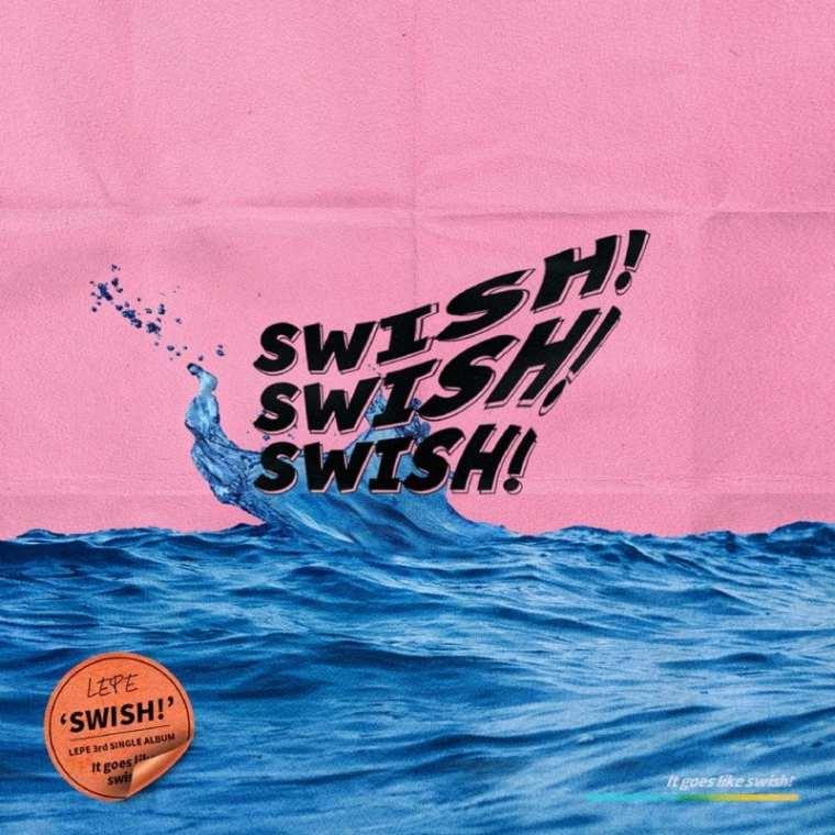 Lepe - SWISH (album cover)