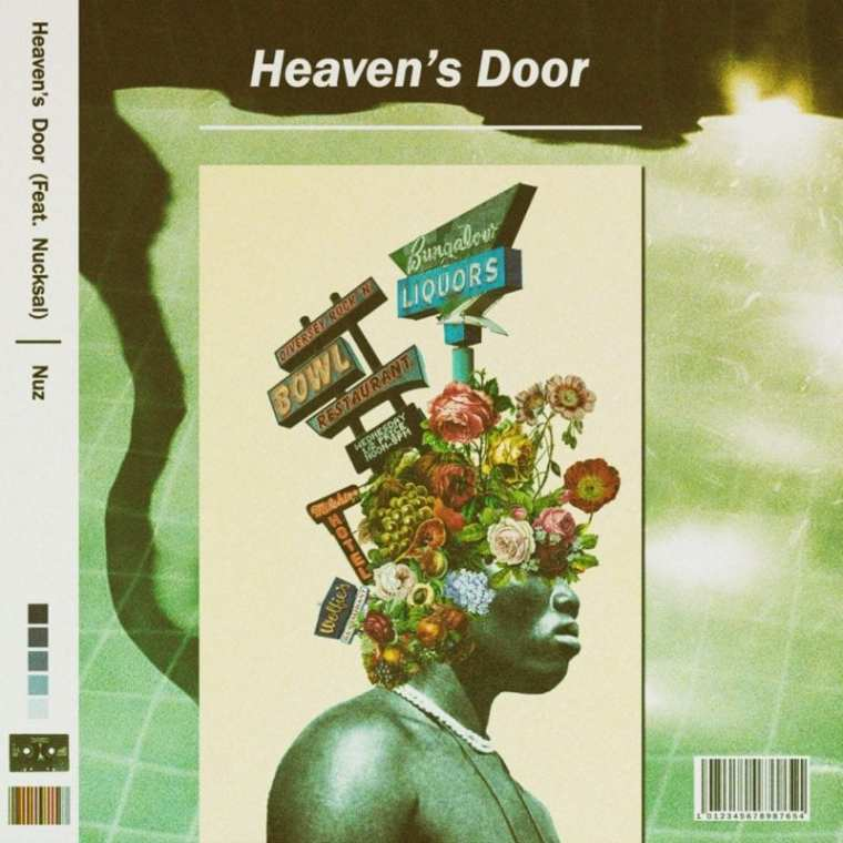 NUZ - Heaven's Door (album cover)