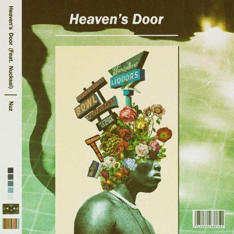 NUZ - Heaven's Door (album cover)
