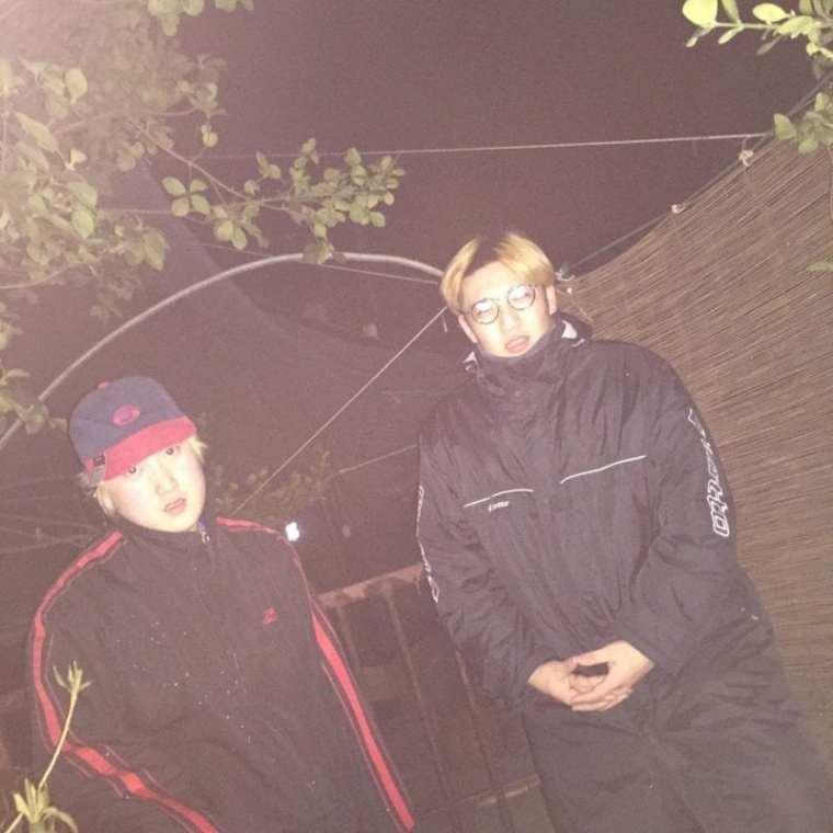 Wet Boyz - sSsSs (아지랑이) (album cover)