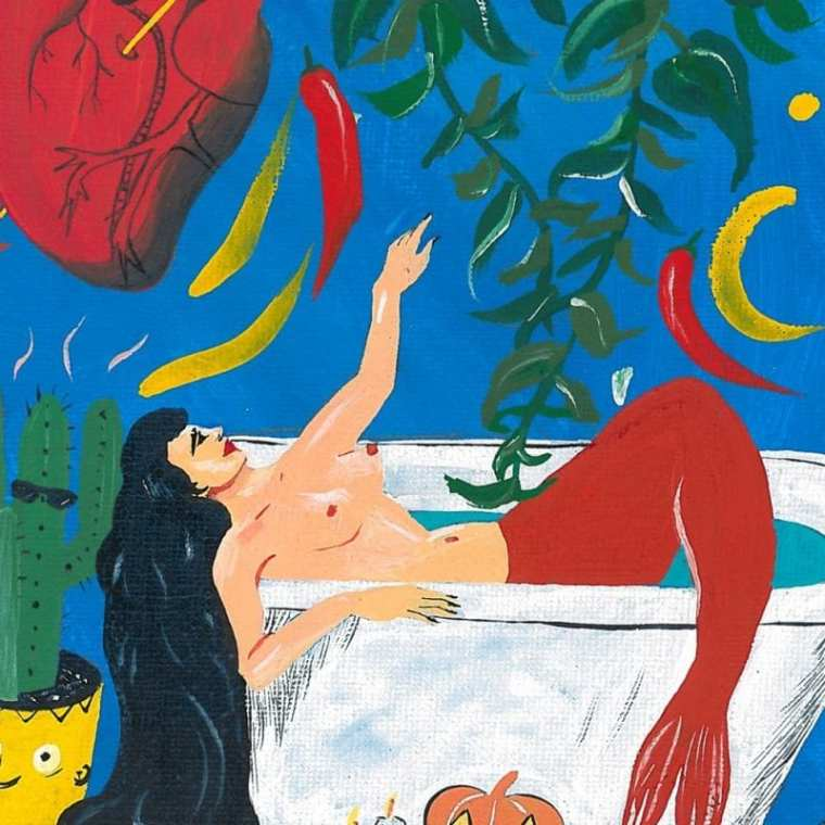 Neil X Big Banana - La Medicina (album cover)